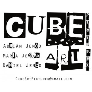 CUBE ART PICTURES