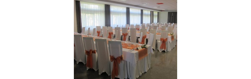 Svadobné priestory na Slovensku