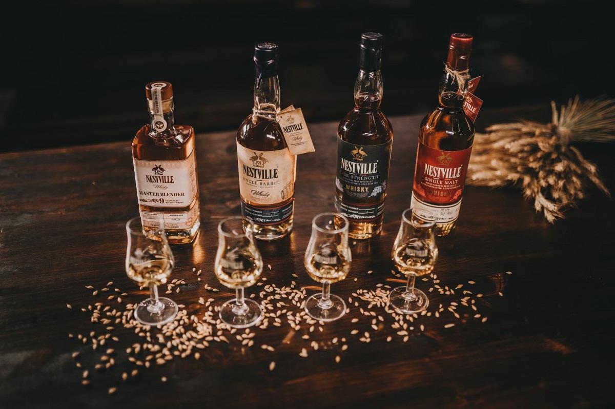 Degustacny program Whisky Tour Limited
