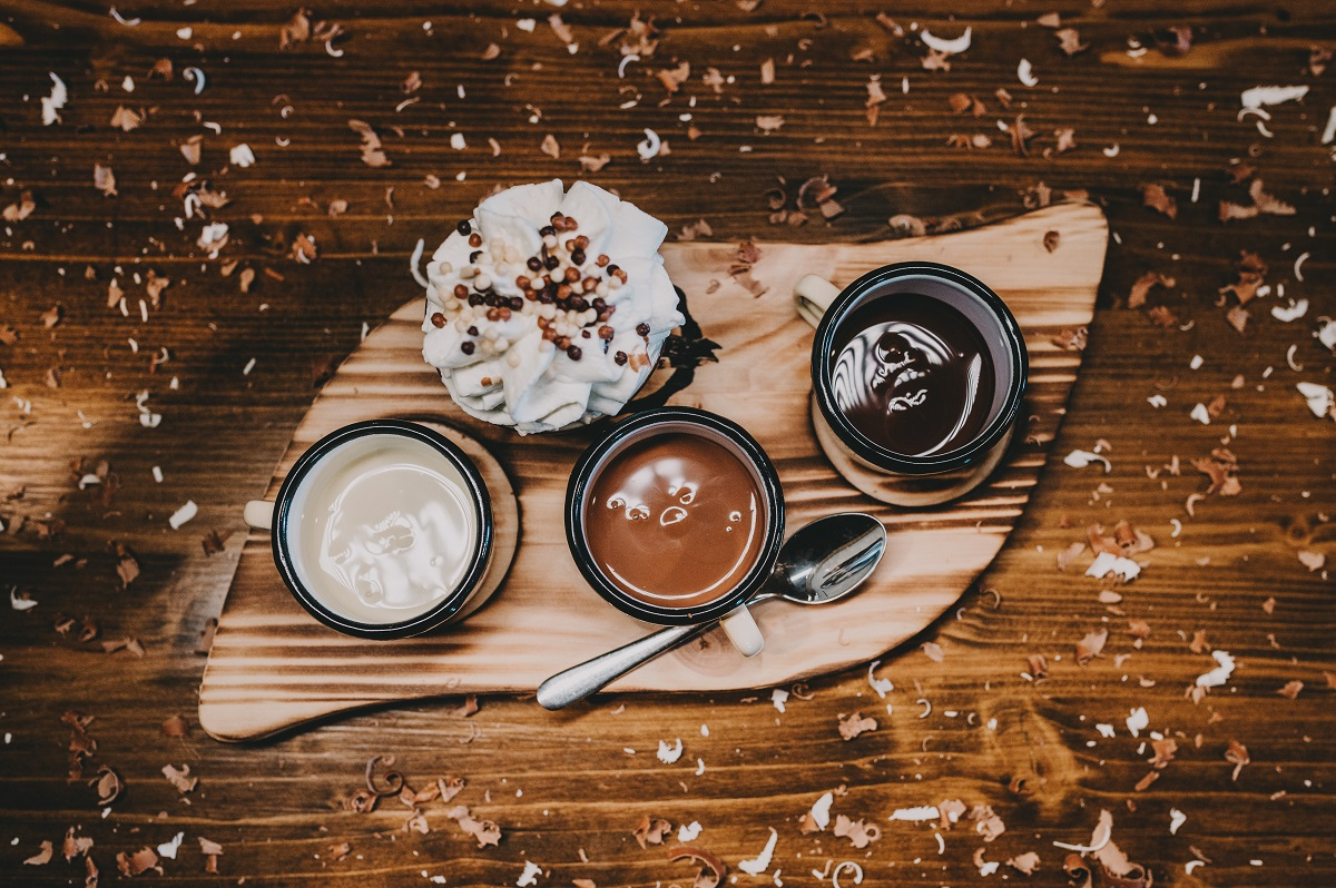 Nestville Chocolate -  ochutnavka cokolady