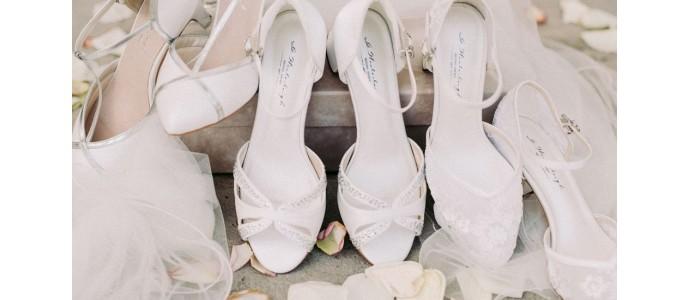 Svadobné topánky 2021